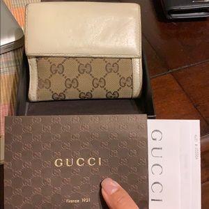 GUCCI unisex wallet